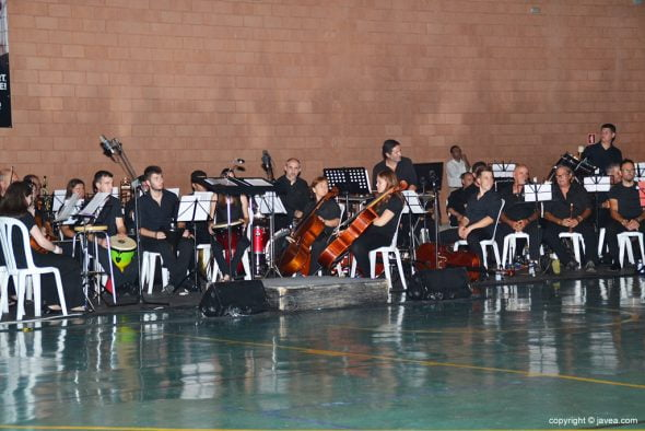Orquesta Sinfónica del Centro Musical de Xàbia
