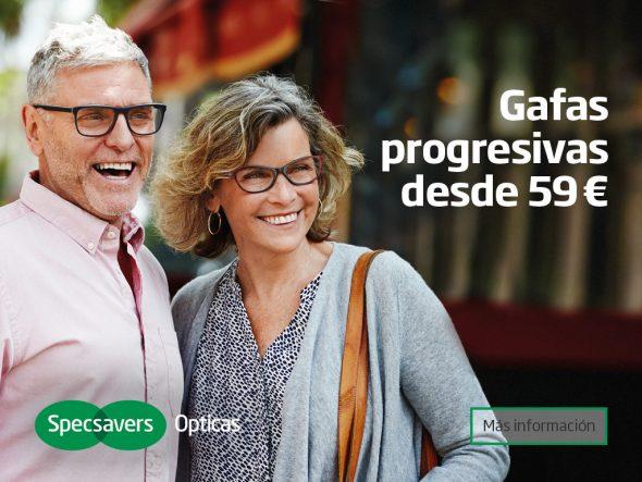 Progresivas Specsavers Opticas