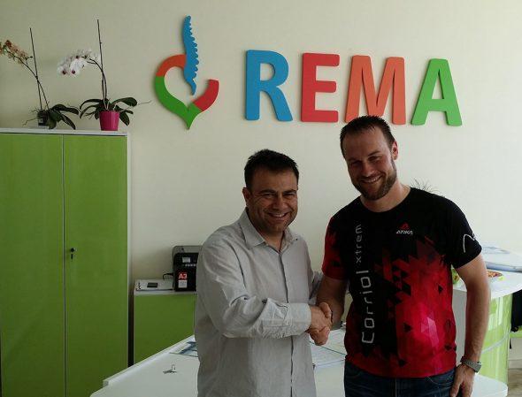 REMA colabora con CLUB Corriol Xtrem