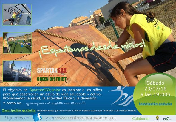Spartan SGX Junior Centro Deportivo Dénia