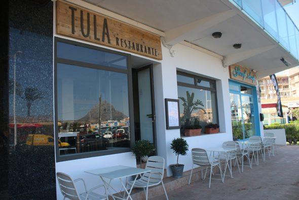 Tula Restaurante Fachada