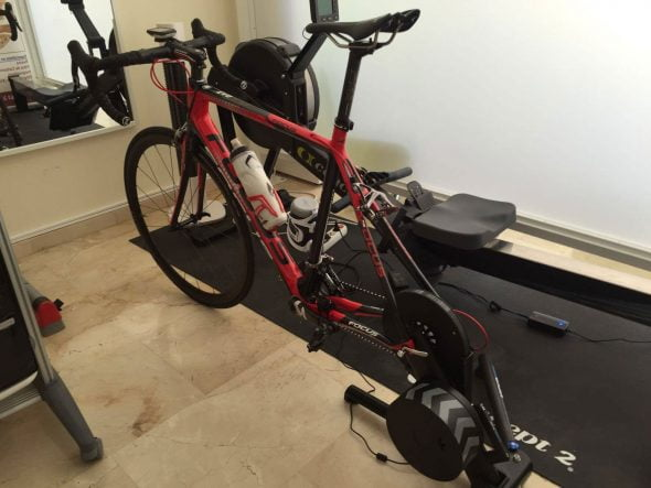 Bicicleta para prueba de esfuezo REMA