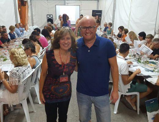 Los sumilleres, Graciela Pena y Raúl Caselles