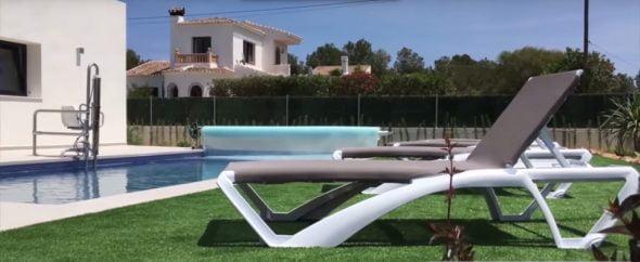 Mecanismo de la piscina Javea Houses Inmobiliaria