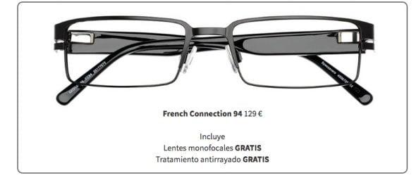 modelo gafas specsavers