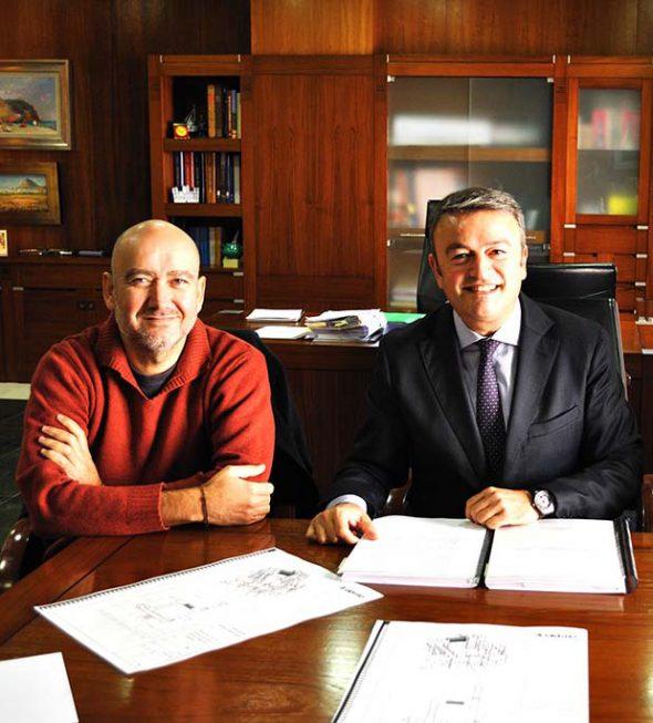 Paco Torres y Jose Chulvi