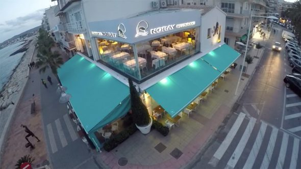 Panorámica Restaurante Noray