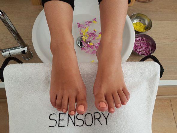 Pedicura Spa Sensory