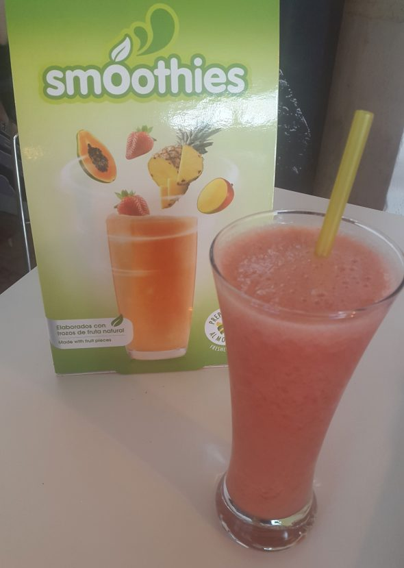 Smoothies La Paraeta