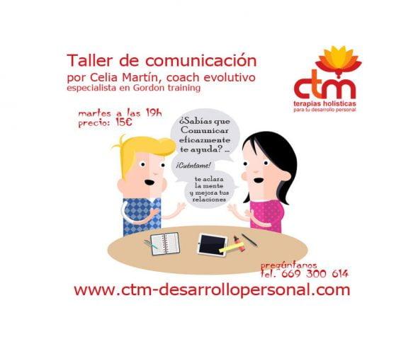 Taller de comunicación centro terapeutico mezquida