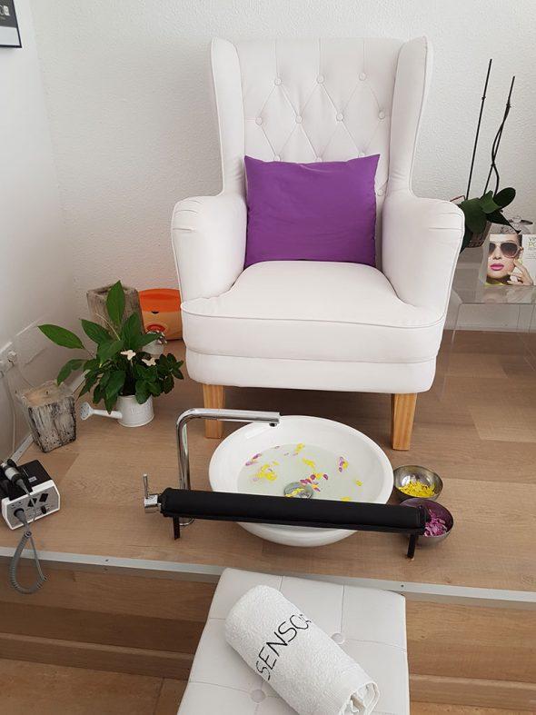 Tratamiento para pies Sensory Experience