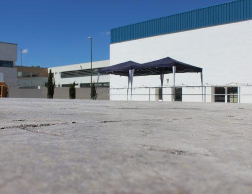 zona asfaltada Benitatxell