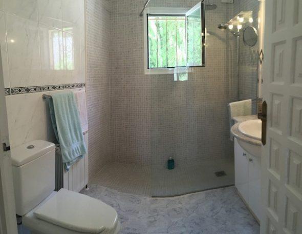 Baño de la-casa TerraMar Costa Blanca