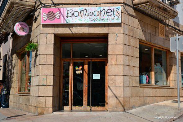 Bombonets fachada