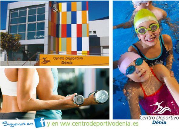 clases centro deportivo Denia