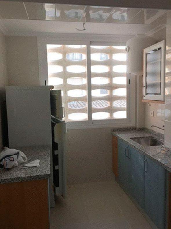 Cocina independiente Casa Nova Villas Inmobiliaria