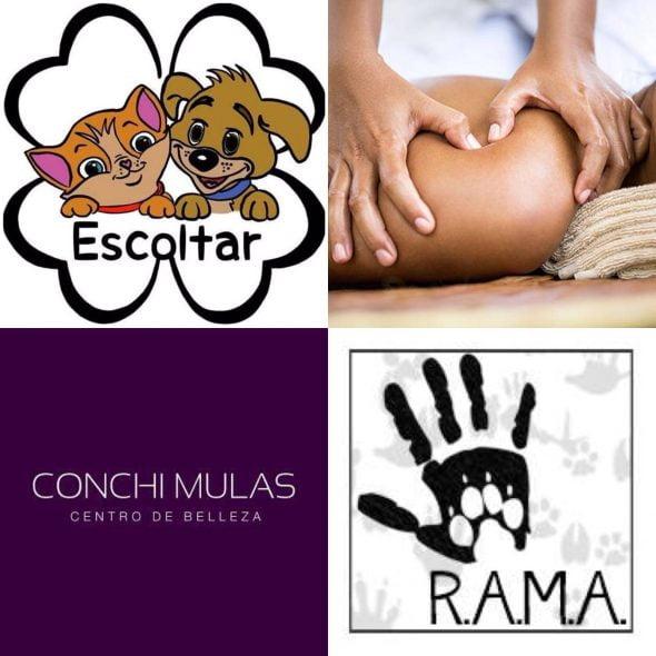 Centro de belleza Conchi Mulas y RAMA unidos