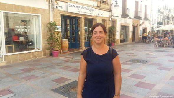 Concejala de Educación, Montse Villaverde