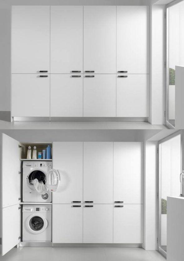 Mueble auxiliar de limpieza Carpintería Fusta-590x835