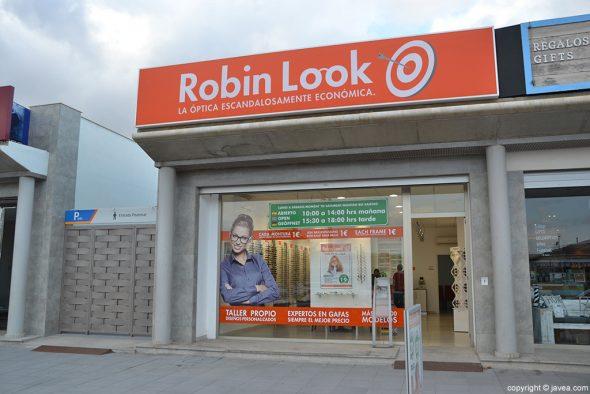 Robin Look óptica