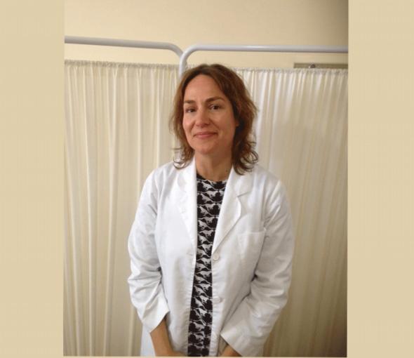 Sabina García Gramser, psicóloga de HLA San Carlos de Dénia