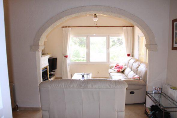 Sala de estar TerraMar Costa Blanca