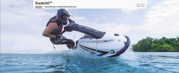 SuperJet alta competición Yamaha Fun & Quads