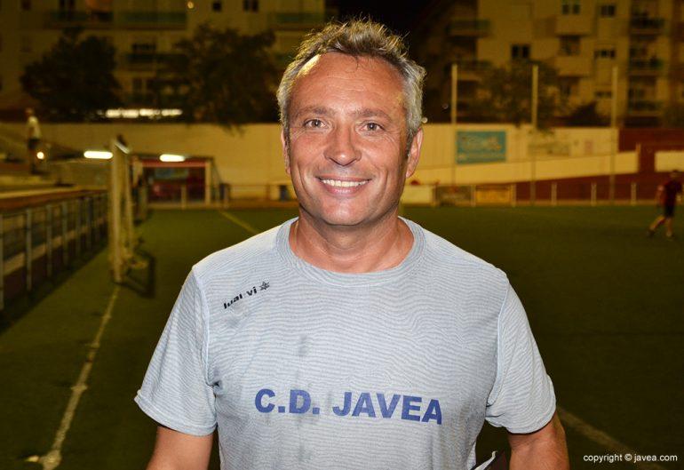 Antonio Villaescusa técnico del Jávea