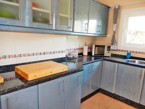 Cocina de la casa CHA0474 MarinaBay Homes