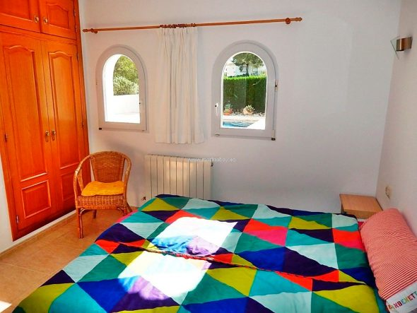 Dormitorio de la ref. CHA0474 de MarinaBay Homes