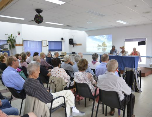 Encuentro AAVV Montgó