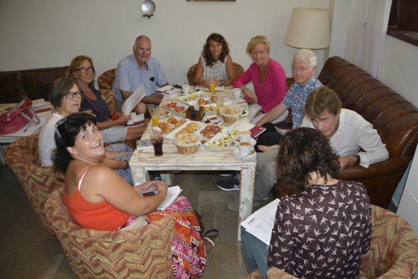 Programa de intercambio lingüístico 'hablemos más'
