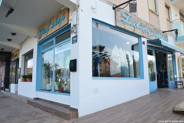 Leclercq Surfing tienda