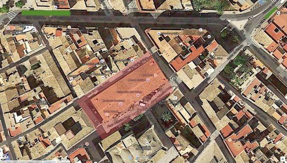 Mapa Mercado Municipal