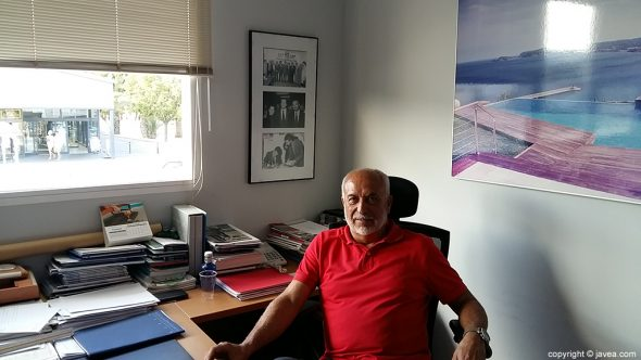 Marcos Gisbert, ex concejal del CDS