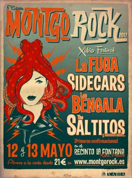 Festival del Montgorock 2017
