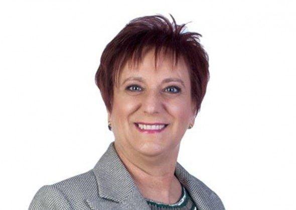 La concejala del Arenal, Pilar Zamora