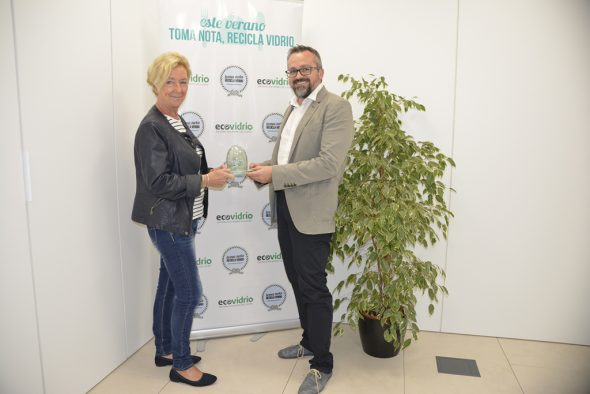 Premio de ecovidrio
