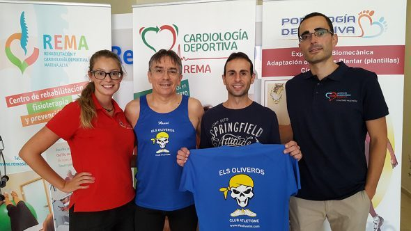 REMA firma convenio con diferentes clubs deportivos
