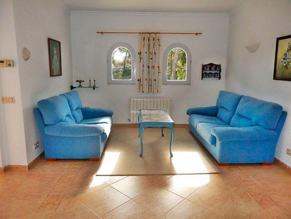 Salón de la casa CHA0474 de MarinaBay Home