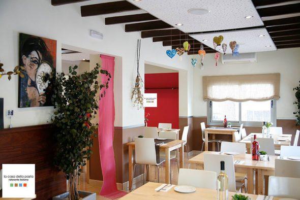 Salón La casa Della pasta
