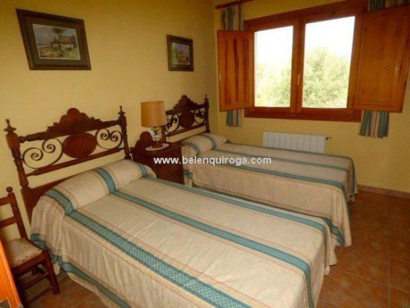 Uno de los dormitorios Belen Quiroga