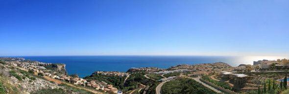 Vistas al mar Atina Inmobiliaria
