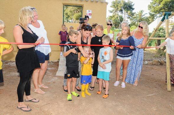Club Casa inauguración