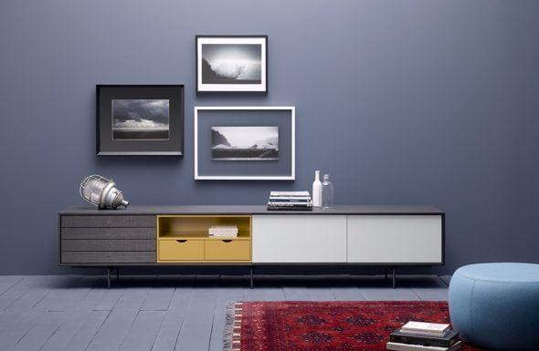 Descubre en muebles mart nez los dise os de grandes marcas for Muebles italianos marcas