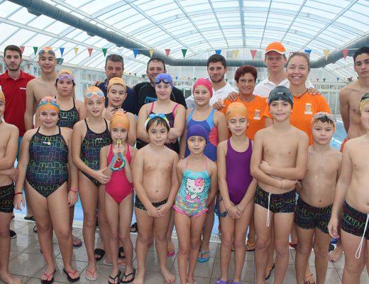 Nadar contra el cáncer