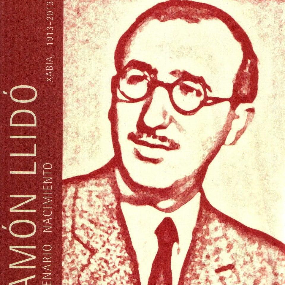 Centenario del nacimiento de Ramón Llidó en Xàbia