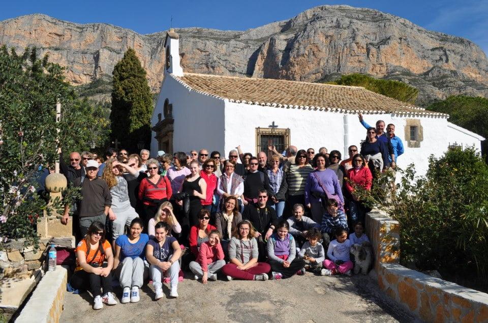 Excursió a l'Ermita del Pòpul