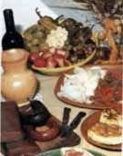 Gastronomía de Jávea, Platos Típicos