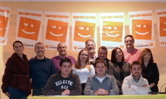Nueva ejecutiva comarcal del BLOC-Compromís